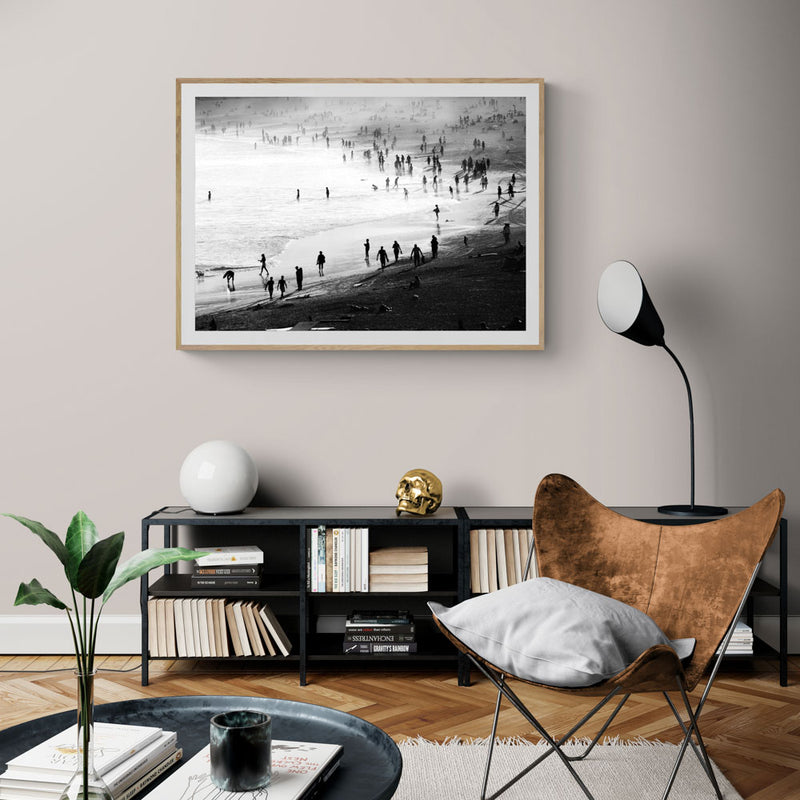 Bondi Bubble No.I Art Print