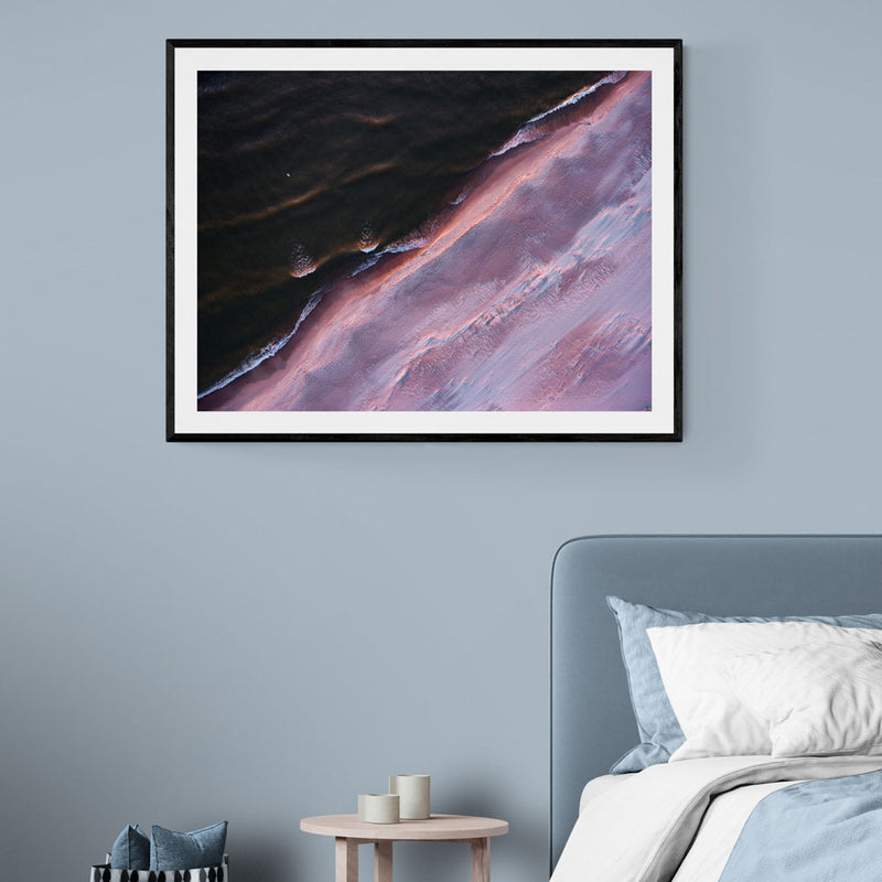 Baltic Painting Art Print