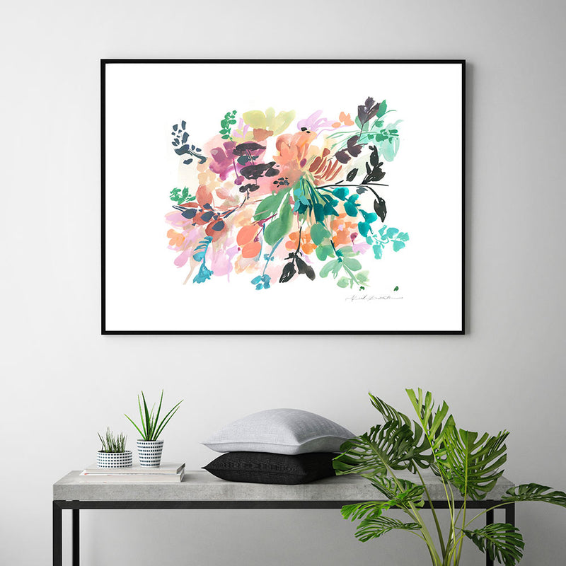 Thicket Art Print