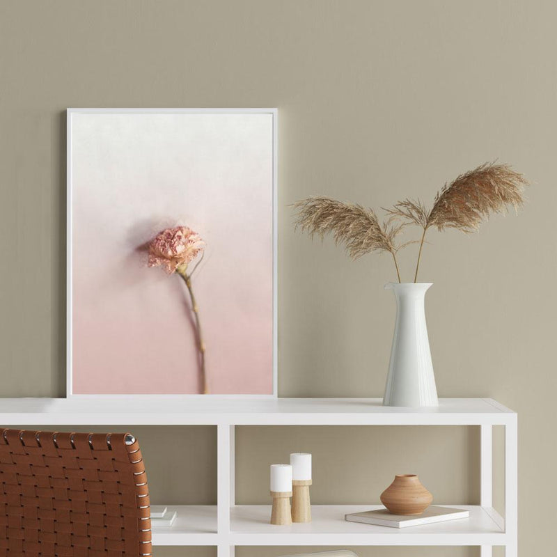 Dusty Pink Art Print