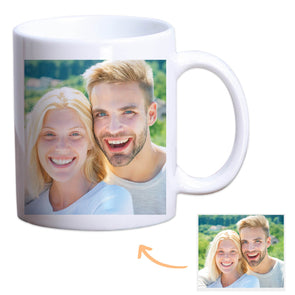 Custom Mug with Photo Personalized Photo Mug