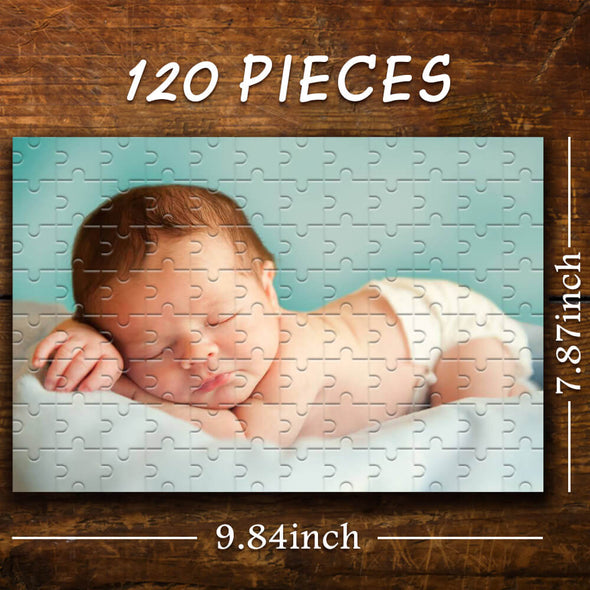 Custom Puzzle Jigsaw with Picture