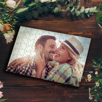 Custom Photo Puzzle Jigsaw Best Gifts