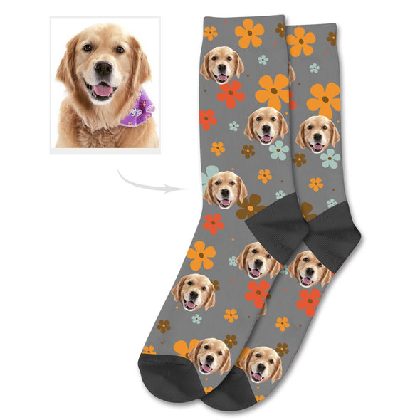Custom Puppy Socks