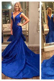 2020 V-Neck Backless New Style Sexy Open Back Formal Lace Party Dresses WK831