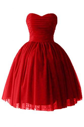Ball Gown Sweetheart Cocktail Dresses Homecoming Dresses WK230
