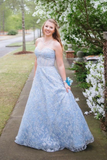 Vintage Floor Length Sweetheart Prom Dresses For Teens