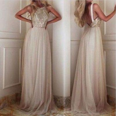 charming prom dress tulle Prom Dress sparkle prom dress 2019 prom dress evening dress BD1363