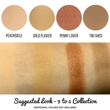 Gold Flicker Eyeshadow Pan