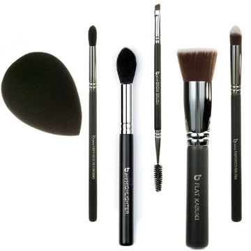 Best of Beauty Junkees Makeup Brush Set