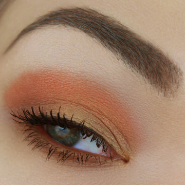 9 to 5 Eyeshadow Collection Eye Makeup Look
