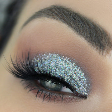 Bedazzle Holographic Loose Glitter Makeup Kit