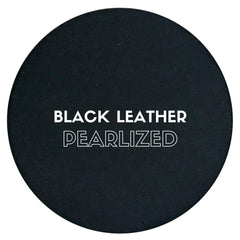 Black Leather Eye Shadow Single Magnetic Refill Pan