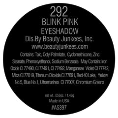 Blink Pink Eye Shadow Single Magnetic Refill Pan