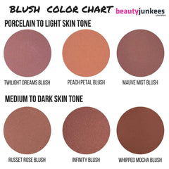Russet Rose Powder Blush Magnetic Refill Pan