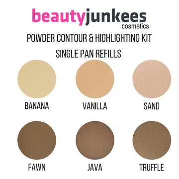 Truffle Powder Contour Pan