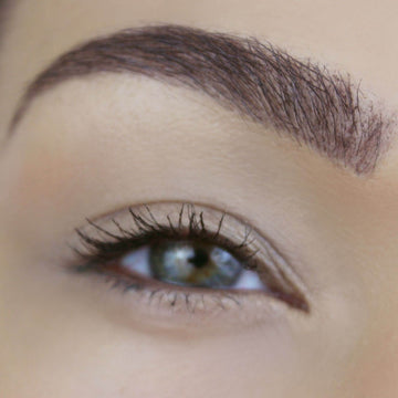 Dark Brown Tinted Brow Gel