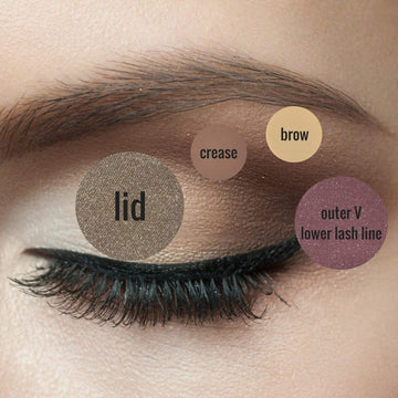 Date Night Eyeshadow Collection Eye Makeup Look