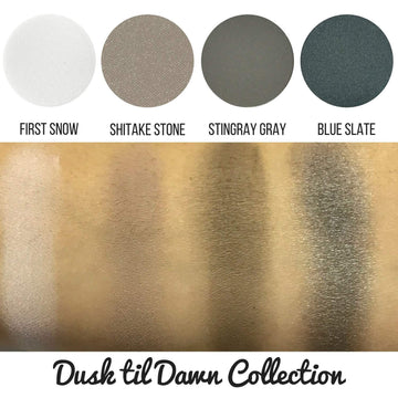 Dusk till Dawn Eyeshadow Collection Eye Makeup Look