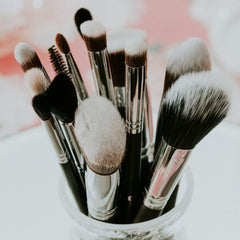 13 Piece Expert Makeup Brush Set