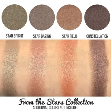 Star Field Metallic Eyeshadow Pan