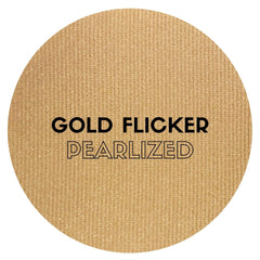 Gold Flicker Eye Shadow Single Magnetic Refill Pan