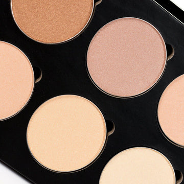 Highlighter Makeup Palette