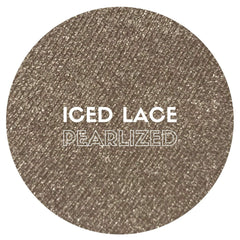 Iced Lace Eye Shadow Single Magnetic Refill Pan