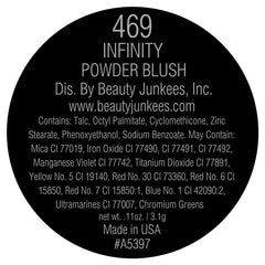 Infinity Powder Blush Magnetic Refill Pan