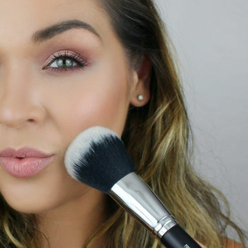 Flawless Face Makeup Brush Set