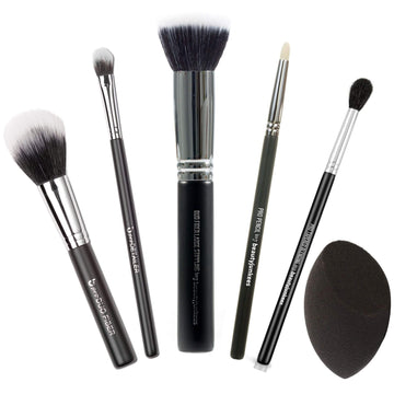 AgapeLoveGirl Fav's Makeup Brush Set