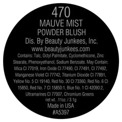 Mauve Mist Powder Blush Magnetic Refill Pan