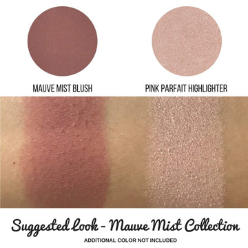 Mauve Mist Powder Blush Pan