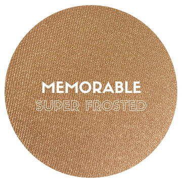 Memorable Powder Highlighter Pan