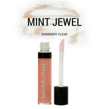 Jewel Mini Mint Lip Gloss