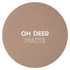 Oh Deer Eye Shadow Single Magnetic Refill Pan