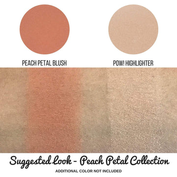 Peach Petal Powder Blush Pan