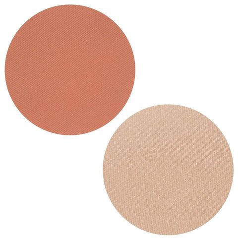 Peach Petal Duo Powder Blush & Highlighter