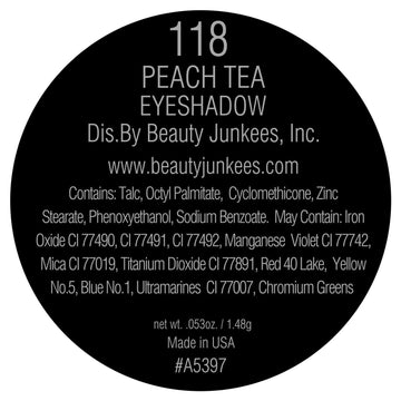 Peach Tea Eyeshadow Pan