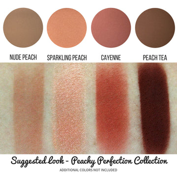 Nude Peach Eyeshadow Pan