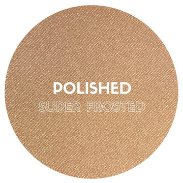 Polished Powder Highlighter Pan