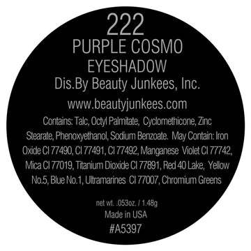 Purple Cosmo Eyeshadow Pan