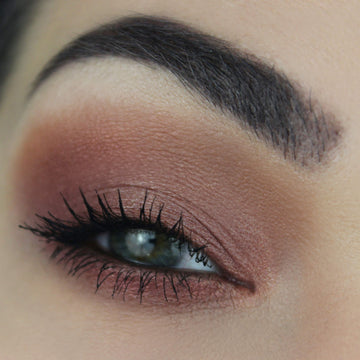 Raspberry Fields Eyeshadow Collection Eye Makeup Look