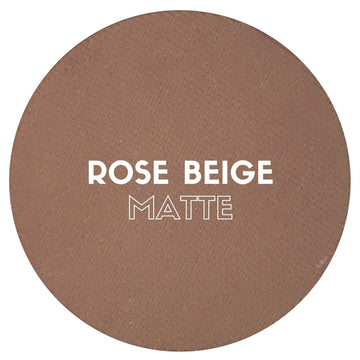 Rose Beige Eyeshadow Pan