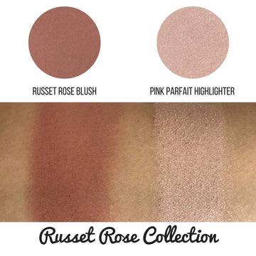 Russet Rose Duo Powder Blush & Highlighter