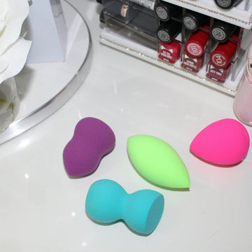 Sample Set Makeup Sponges - 6pc