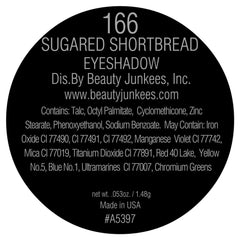 Sugared Shortbread Eye Shadow Single Magnetic Refill Pan