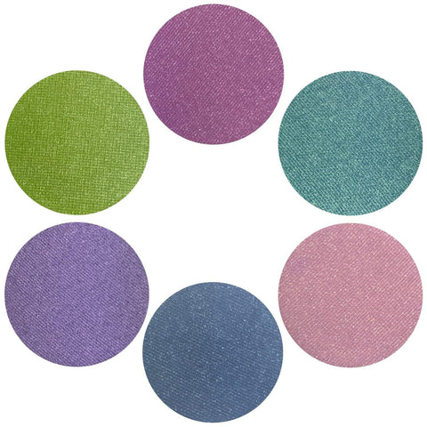 Summer Sixers Collection Eyeshadow Kit Magnetic Refill Pans
