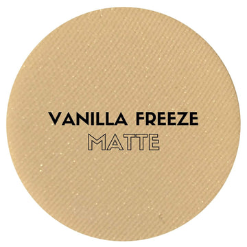Vanilla Freeze Eyeshadow Pan