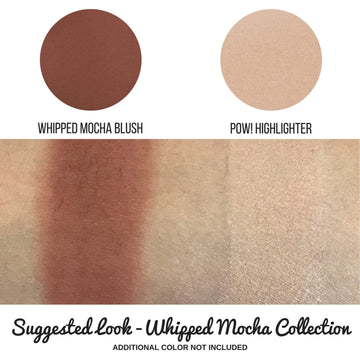 Whipped Mocha Powder Blush Pan